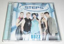 STEPS - BUZZ - SPECIAL EDITION 2000 UK 15 TRACK CD ALBUM