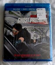 Mission: Impossible - Ghost Protocol (2-Disc Blu-ray/DVD, Digital Copy) Sealed!