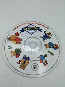 Richard Scarry's Busytown Best Reading Program Ever CD, WIN/MAC, 1997