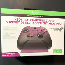XBOX ONE Controller Pro Charging Stand [ Phantom Magenta Limited Edition ] NEW