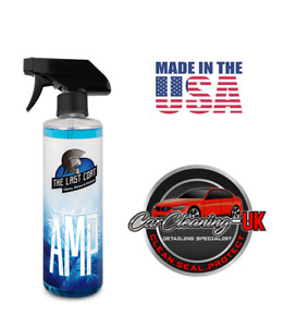 The Last Coat - AMP - 16 oz. High Gloss Shine & Slickness Armor Hybrid Topper