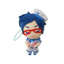 Free! - Iwatobi Swim Club 4'' Rei Plush Licensed NEW