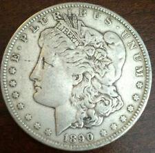1890 P Morgan Silver Dollar  #24
