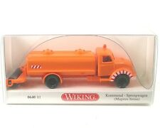 Magirus Sirius Kommunal camions (orange)
