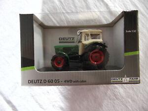 Universal Hobbies UH5253 Deutz D6005 4WD mit Kabine
