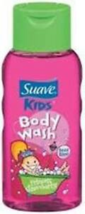 Suave for Kids Body Wash - Princess Strawberry - 12 oz