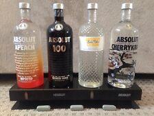 Absolut Vodka Backbar Pedestal Display (Bottles are not included)
