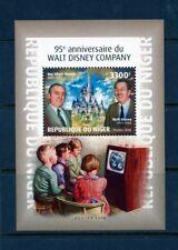 Niger 2018 95th Anniversary Of The Walt Disney Company Souvenir Sheet Mint Nh