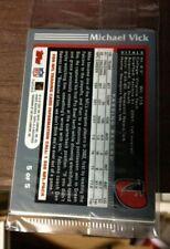 2003 Scholastic Football Sealed 5 Card Set w/ Manning Vick+