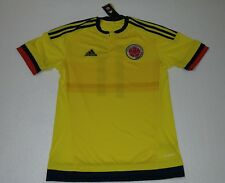 2016 SELECCION COLOMBIA ADIDAS S M L XL WOMAN SMALL JERSEY JAMES RODRIGUEZ