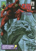2016 Marvel Masterpieces Jusko What If Parallel #78 Daredevil /499