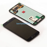 For samsung Galaxy s5 G900F G901F affichage LCD Display écran tactile+cover noir