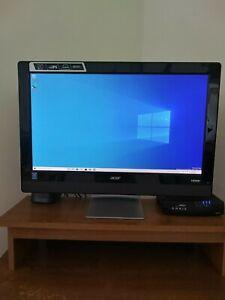 Aspire Z3-615 Model AZ-515-UR11 All in One desktop computer Running Windows 10