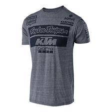 Troy Lee Designs KTM Team T-Shirt Vintage grey 2018