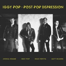 Iggy Pop - Post Pop Depression (NEW CD)