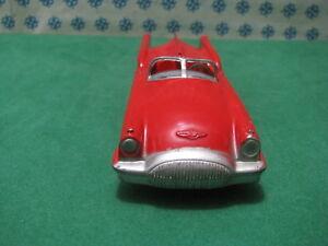 Vintage Tootsietoy - Buick Convertible Le Sabre Expérimentale - USA 1952