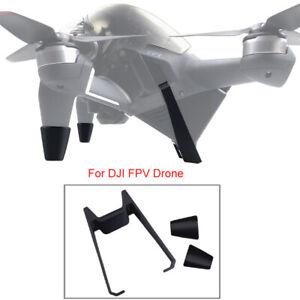 Schutzabdeckung Erhöhtes Fahrwerkstativ für DJI FPV Drone Rubber Battery