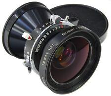 SCHNEIDER Super Angulon 90mm f8 Multicoated + Copal 0