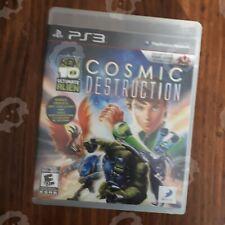 Ben 10: Ultimate Alien - Cosmic Destruction ( Playstation 3 PS3  ) TESTED