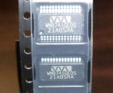 1PCS WM8741 Wolfson 24-bit 192kHz DAC with Advanced Digital Filtering DAC Chip
