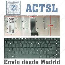Teclado Español para Gateway MP-10K2 Black Win8