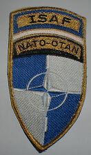 INSIGNE PATCH AFGHANISTAN LEGION PAMIR ISAF OTAN DE DEFILE TRES RARE RECHERCHEE