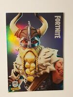Panini Fortnite Trading Cards 2019 LEGENDARY OUTFIT #273 VHTF FOIL