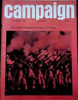"Vintage ""Campaign"" #86 Magazine 1978 The Ultimate Wargame by Gregory Urwin"