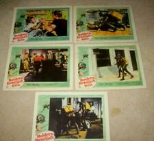 Original Raiders From Beneath the Sea 1965 11x14 Movie Lobby Card Set