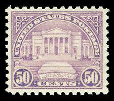 Scott 701 1931 50c Arlington Rotary Press Issue Mint VF OG NH Cat $50