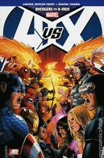 Avengers vs. X-Men HC 1A-1ST VF 2012 Stock Image