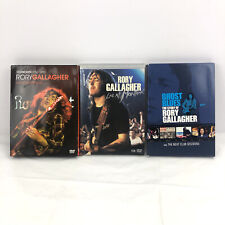 Rory Gallagher Live at Montreux Live At Rockpalast Ghost Blues DVD��s BLUES ROCK