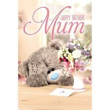 Happy Birthday MUM - Medium 3D - Tatty Teddy Me to You - Birthday Card