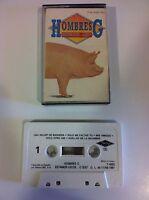 HOMBRES G - Wir Locos ? O Als ? - Tape Kassette 1987 - Spanisch Edit