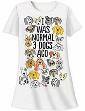 I Was Normal 3 Dogs Ago Nightshirt Sleepshirt
