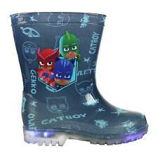 Stivali da pioggia per Bambini con LED PJ Masks 72781