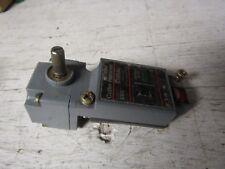 Cutler Hammer E50Sal Limit Switch W/ E50Dg1 Head
