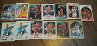 Scottie Pippen Basketball Card Lot: Mixed Years/Makes Base/Inserts Chicago Bulls