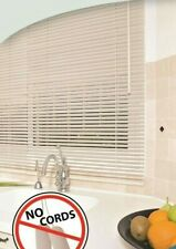 Venetian Cordless Windows Blind For Home Office Windows, 32 x 64 Inches
