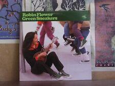 ROBIN FLOWER, GREEN SNEAKERS - FLYING FISH LP FF273