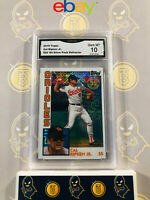 2019 Topps Cal Ripken Jr. #50 '84 Silver Pack Refractor - 10 GEM MT GMA Graded