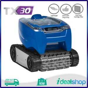Zodiac TX30 Tornax Robotic Cleaner Swimming Pool Robotic Pool Cleaner Does Walls