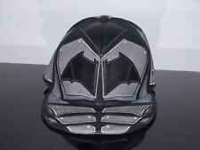 Batman Justice League Armor New Era 59Fifty Fitted Hat Size 7 3/4