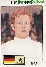 126 HARALD HEIN GERMANY FENCER STICKER GOOFY OLYMPIQUE 1980 PANINI