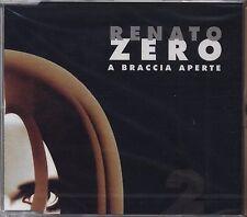 RENATO ZERO - A braccia aperte N° 2 - CDs SINGOLO 2003 SIGILLATO