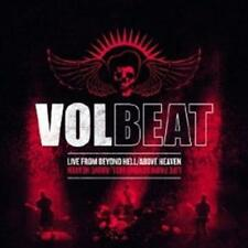 VOLBEAT/Live from Beyond Hell * NEW & SEALED CD * NOUVEAU *
