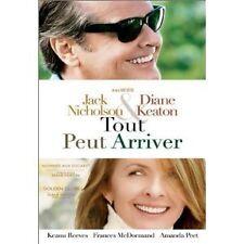 DVD *** TOUT PEUT ARRIVER *** avec Jack Nicholson, Diane Keaton, ...