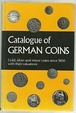 Catalogue of German Coins Arnold/Steinhilber/Kuthmann 1972  used hardcover ~