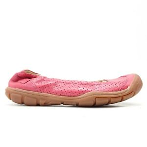 New Keen Womens Rivington Slip On Ballerina Pearl Metallic CNX Shoe US 7 EU 37.5