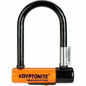 BNIB - Kryptonite Evolution Mini-5 - U Lock + Mounting Bracket